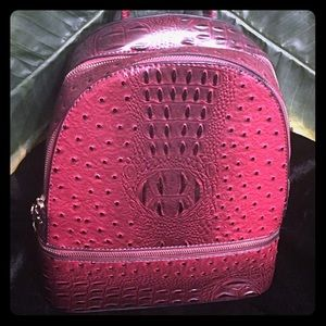 Designer Red Back Pack